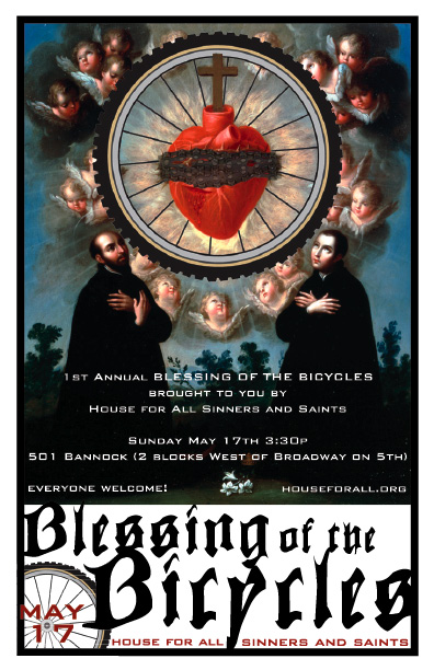 Blessingofthebicycles
